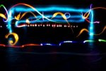 Light painting, ALSH Villandraut
